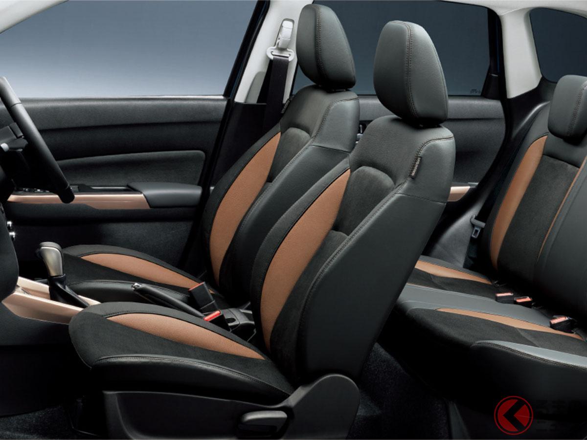 スズキ「エスクード」に特別仕様車が登場! 内外装の質感が向上