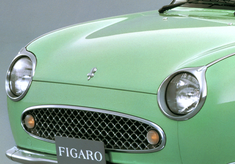 最高価格598万円! フィガロはなぜ人気なのか?