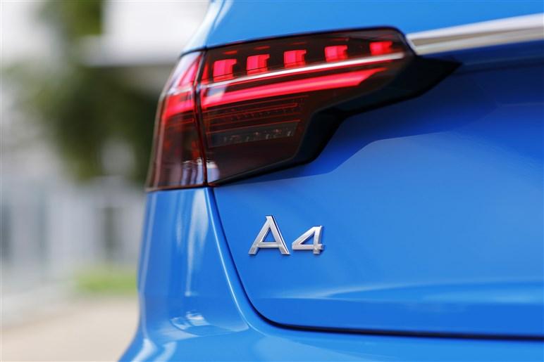 アウディA4マイナーチェンジモデルに試乗。エクステリアと走りが刷新