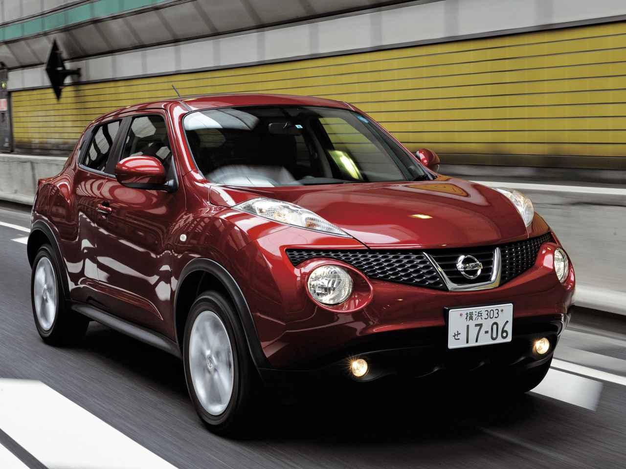【試乗】日産 ジュークは極上のレスポンスでキビキビ爽快に走ってくれた【10年ひと昔の新車】