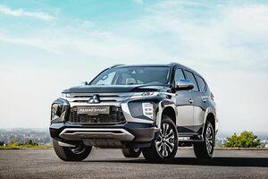 三菱自動車、「パジェロスポーツ」と「アウトランダー」がロシアでSUVオブ・ザ・イヤー受賞