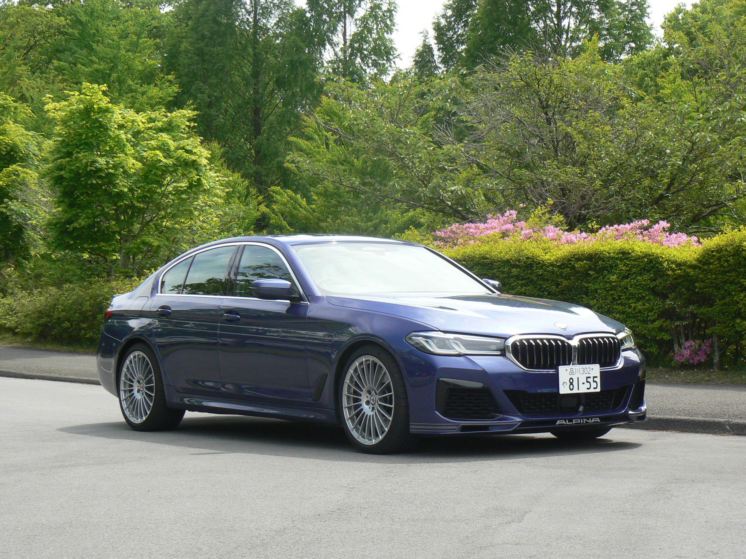 ジ・アルピナを知りたければ、まずコイツに乗るべし!BMWアルピナの真髄「B5 リムジン アルラッド」
