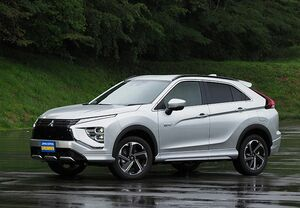 「最新SUV試乗」SUVも本格電動の時代! 走り派も環境派も大満足。エクリプスクロスはPHEVが似合う