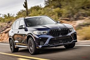 【624ps V8ツインターボ】BMW X5 Mコンペティションへ試乗 M50i以上が必要なら