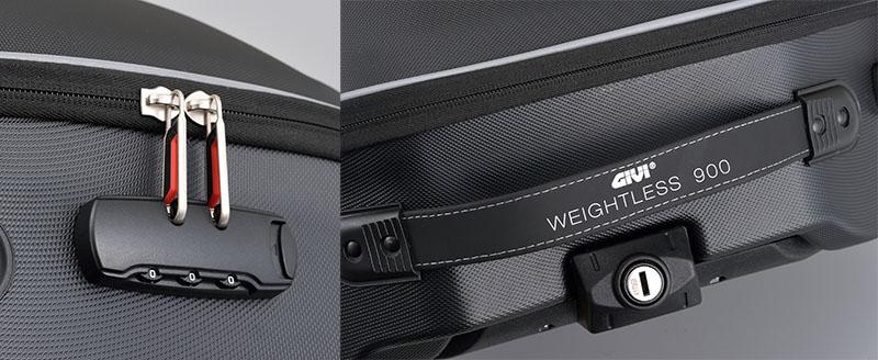 左右合わせて50Lの大容量が魅力! GIVI のパニアケース「WL900 ウエイトレス」がデイトナから発売