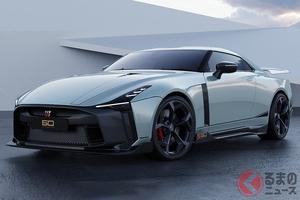 1億円超の日産「GT-R」のエンジンをニスモが開発! 超ド級の720馬力のスーパーカーとは?