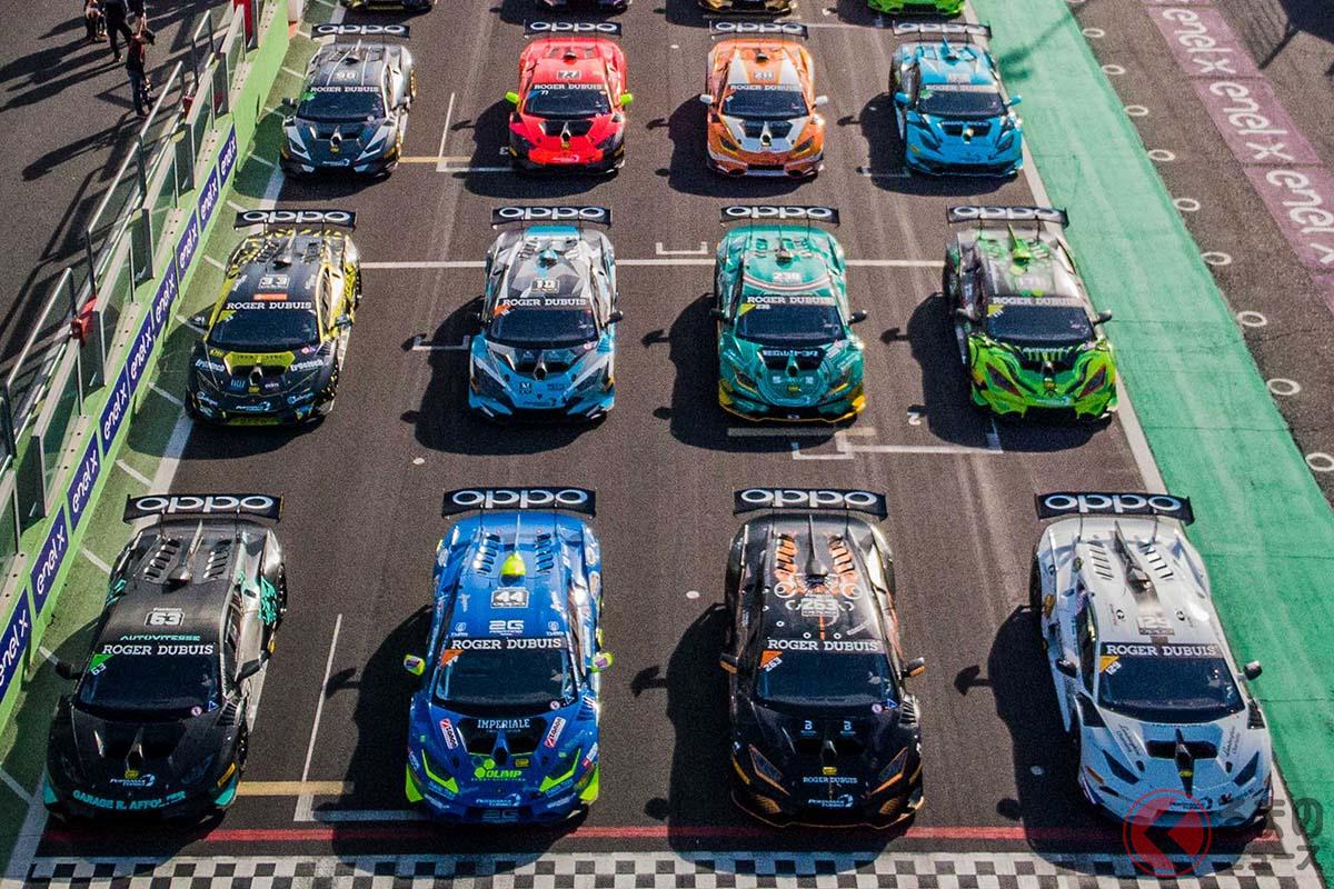 ランボルギーニの第4のモデルはEV4ドアサルーンで決定!? ヴィンケルマンがサンタアガタの未来を語った