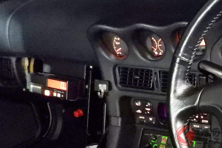 なぜ今話題に? 愛知県警に現存する「GTOパトカー」 その正体とは