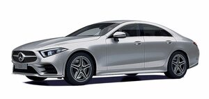 メルセデス・ベンツ CLSを一部改良、最新安全運転支援システムにアップデート