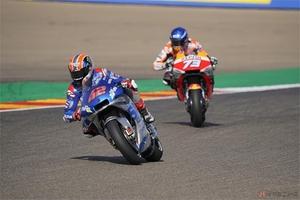 MotoGP第11戦 スズキ勢が猛追! マルケス弟も2戦連続表彰台獲得