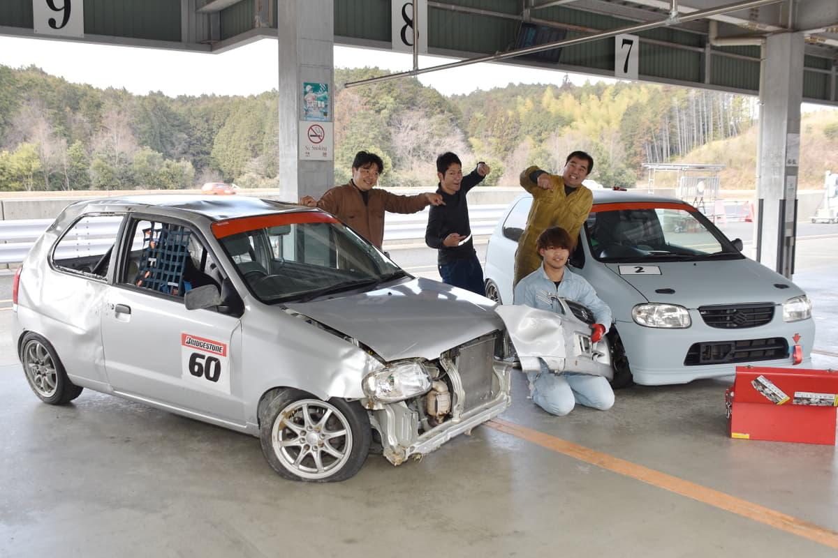 いま軽でサーキットが人気上昇中! 手頃な速さと費用でも本格的だから面白い