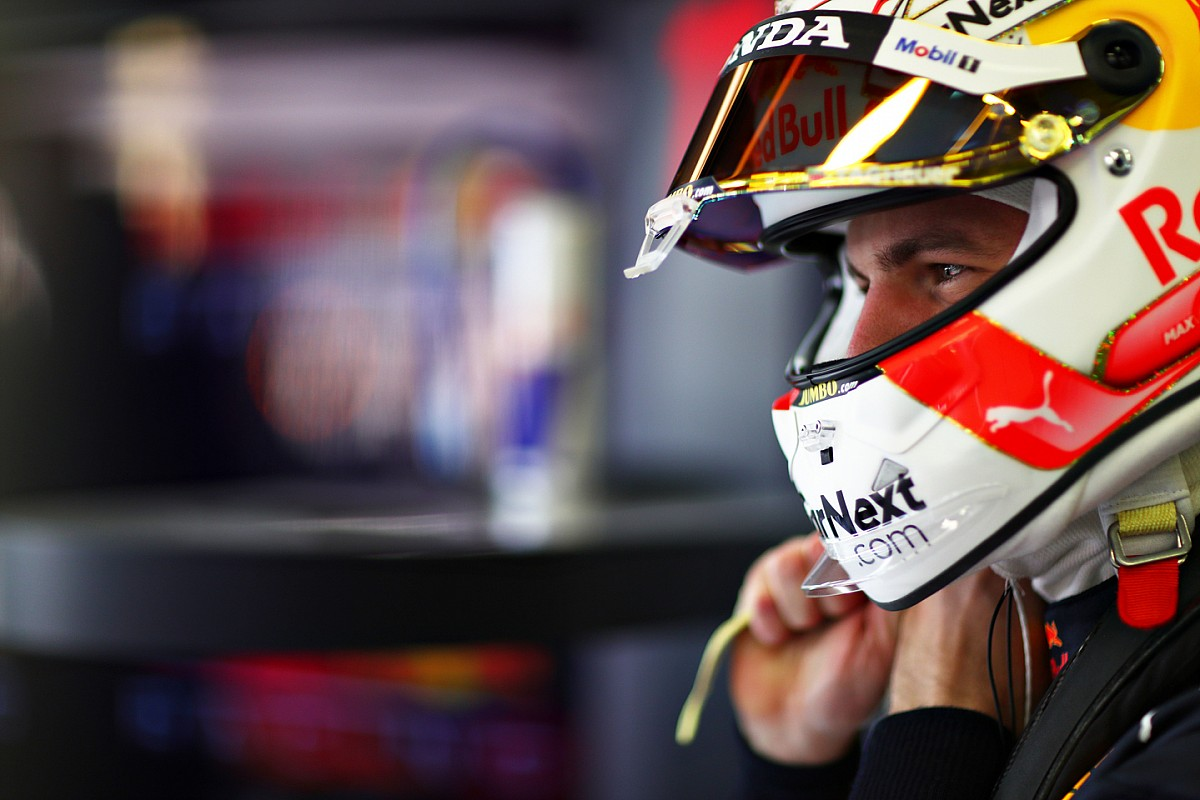 """フェルスタッペン、メルセデスF1移籍の""""憶測""""は気にせず「今季を良い年にすることに集中」"""