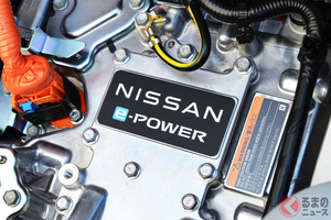 日産が究極のエンジンを開発! 熱効率50%の次世代e-POWER投入へ 「技術の日産」復活か