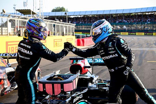 F1第10戦イギリスGP予選トップ10ドライバーコメント(2)