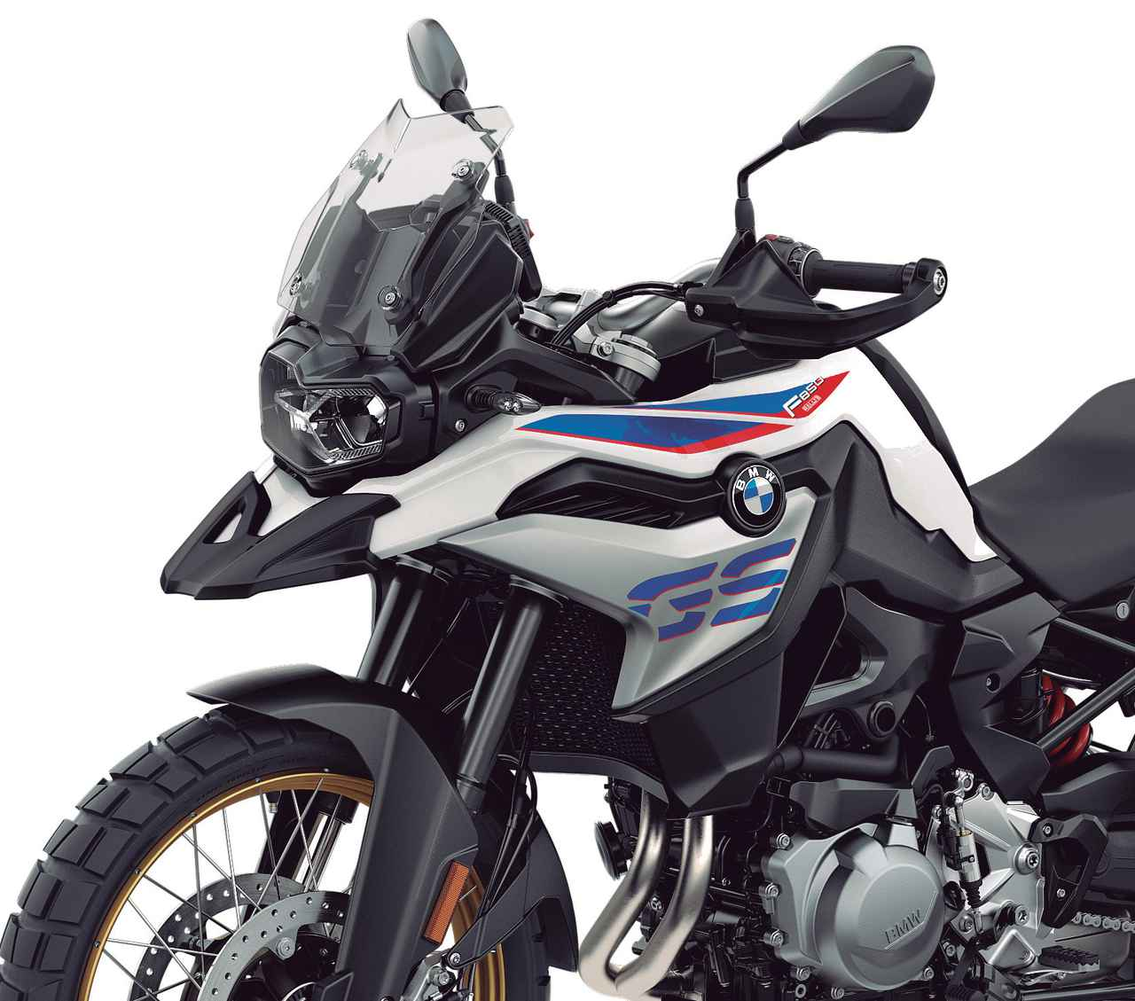 BMW「F850GS」【1分で読める!現行バイク特徴紹介2020】
