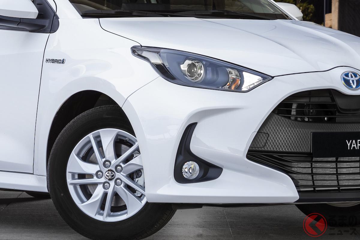 トヨタ新型「ヤリス バン」発表! 2人乗り&3ナンバーのデカボディをスペインで発表