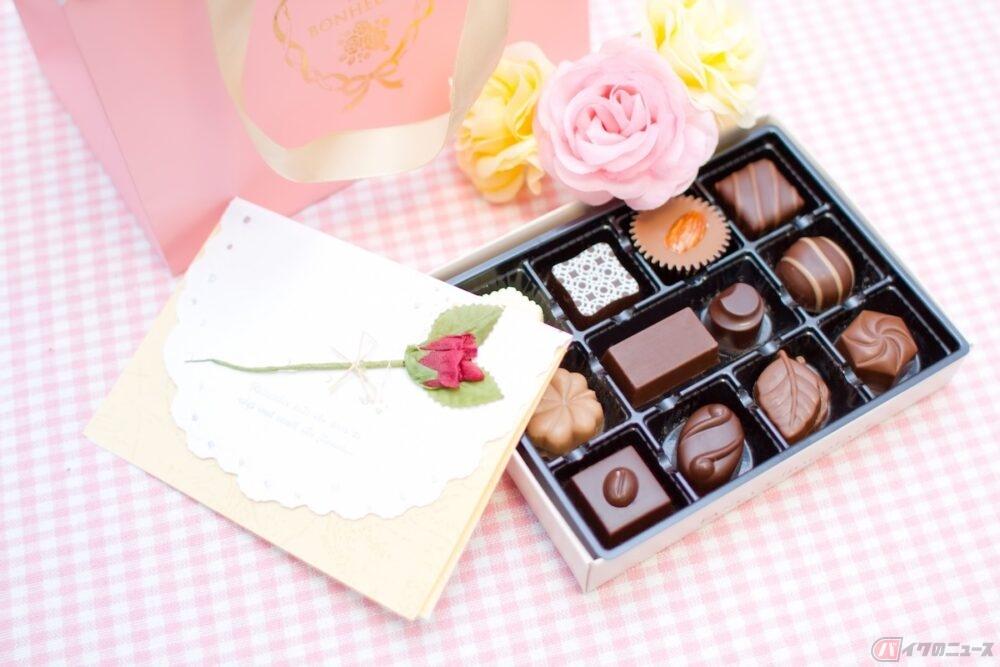 もうすぐバレンタイン!乗り物好きの人にあげたいとっておきのチョコレートとは?