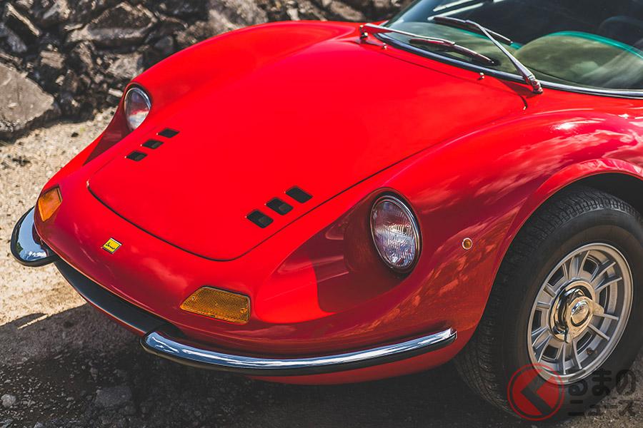 フェラーリであってフェラーリでない「ディーノ」は4600万円!