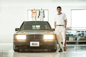 俳優・永山絢斗が愛するクルマとは? 【後編】愛車フォード・フォーカスRS500との運命的な出会い