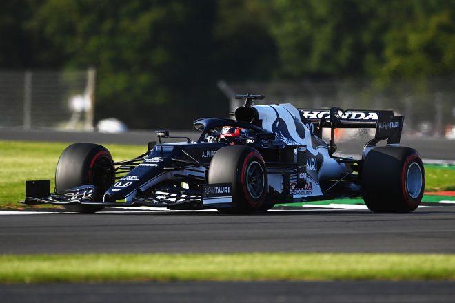 【角田裕毅F1第10戦密着】F1走行経験が少ない新人には難しい新フォーマット。予選では渋滞に悩まされQ2進出を逃す