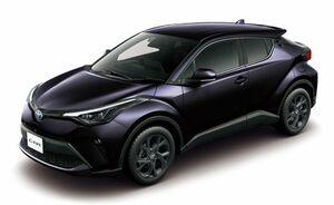 """精悍な黒""""Nero""""をまとったトヨタC-HRの特別仕様車が登場"""