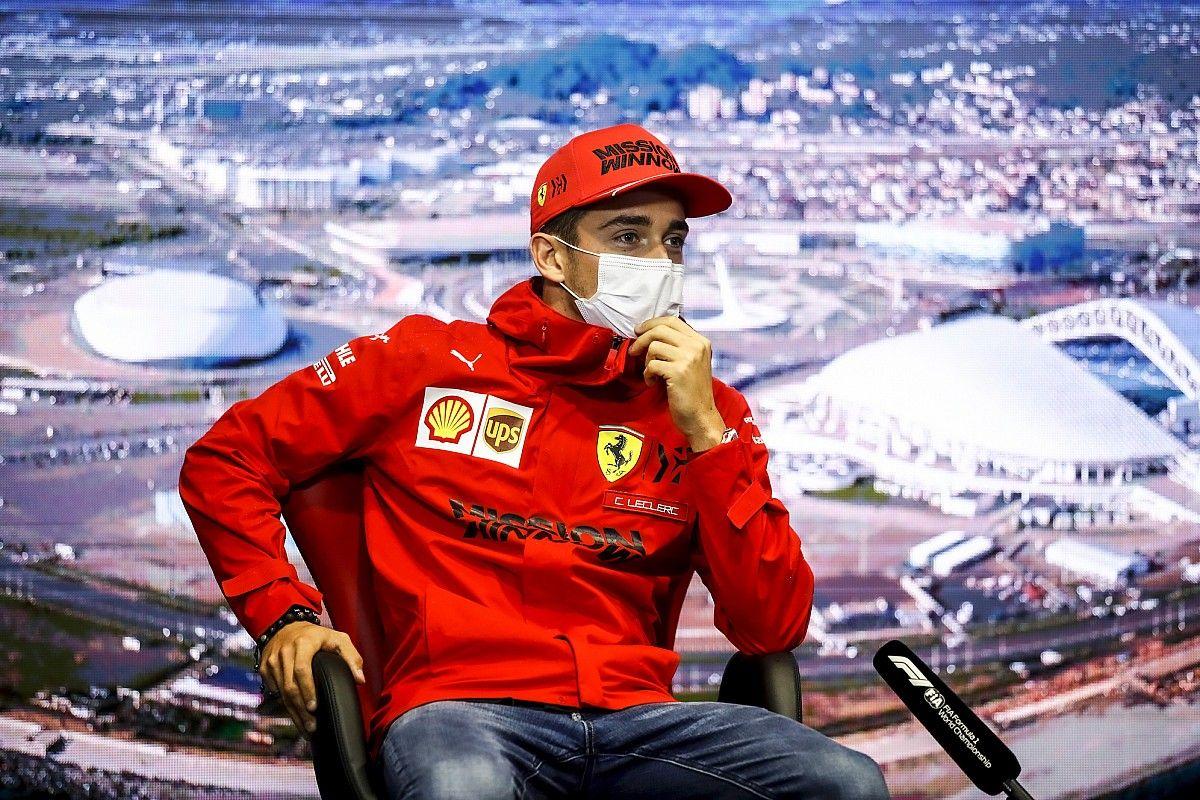 シャルル・ルクレール、フェラーリの新スペックPU投入でも「大きな変化は期待していない」