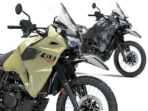 【カワサキ】グローバル市場向け車両「KLR650」「KLX230R S」を1月以降導入国で順次発売