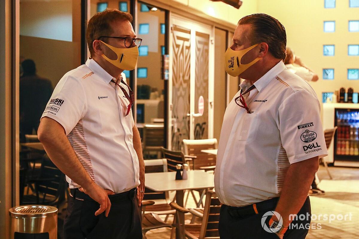マクラーレン復活の立役者? ザイドルをブラウンCEOが絶賛「F1で最も優れたチーム代表」