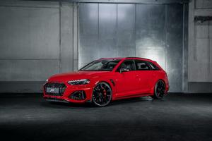 最高出力510hp、ABTがアウディRS 4ベースのスペシャルエディション「RS4-S」を発表