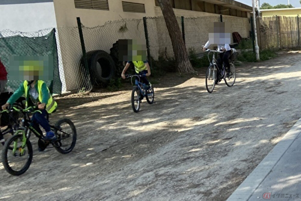 スペインに留学中のバイクタレント いよいよ現地でバイクに乗るぞー! 準備編2