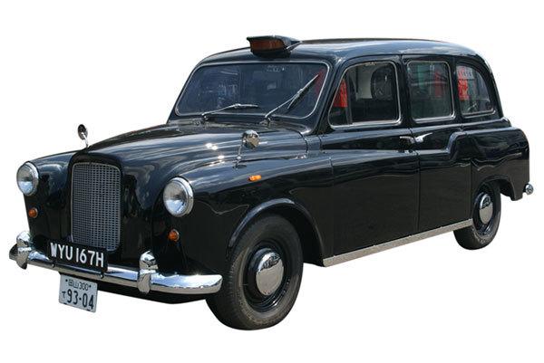 ワオ! 半世紀前のロンドンタクシーをレストア+EV化 用途は役員車! 両備HD