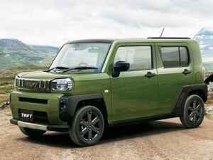 ダイハツ タフトの発売後3カ月間の売れ行きと軽自動車のSUV市場が急成長した背景