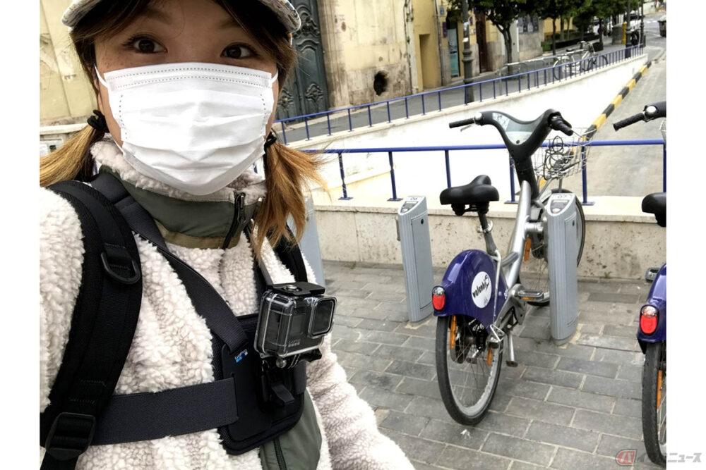 スペインでバイクに乗るための第一歩 シェアリング自転車で交通社会に慣れよう!