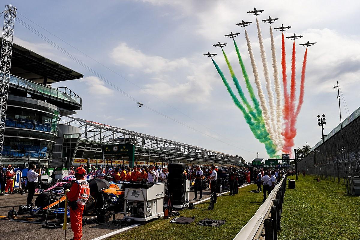 F1、イタリアGPでのスプリント予選実施を正式決定。金曜日はイギリスGPと同じく遅めのスケジュールに