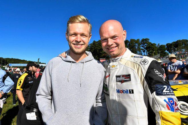 ヤン&ケビンのマグヌッセン親子、ハイクラス・レーシングのオレカをシェアしル・マン24時間参戦!