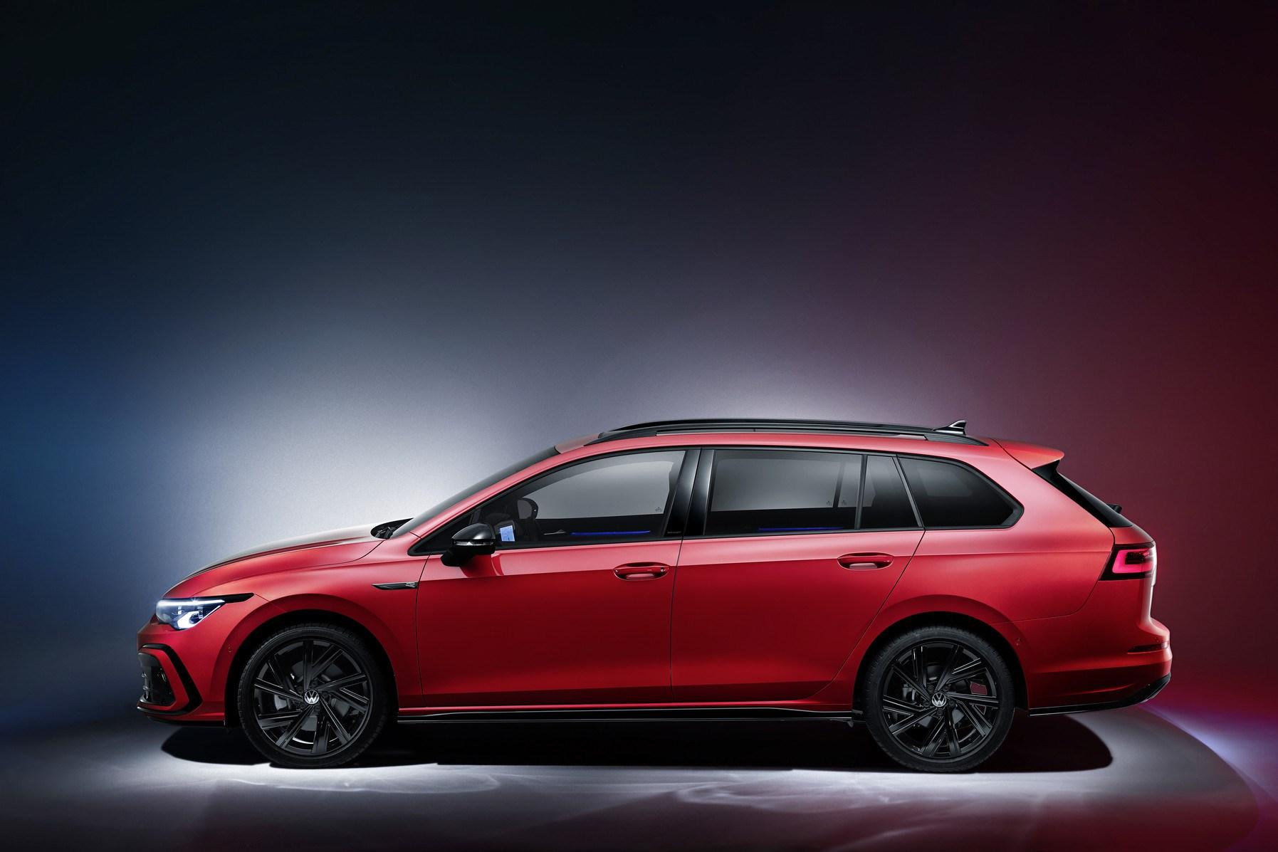 VWが新型ゴルフヴァリアントとオールトラックを発表。後席が広がり、スタイリッシュに
