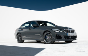 48VのマイルドHV搭載! 高性能ディーゼルの新型「BMWアルピナD3 S」が受注開始