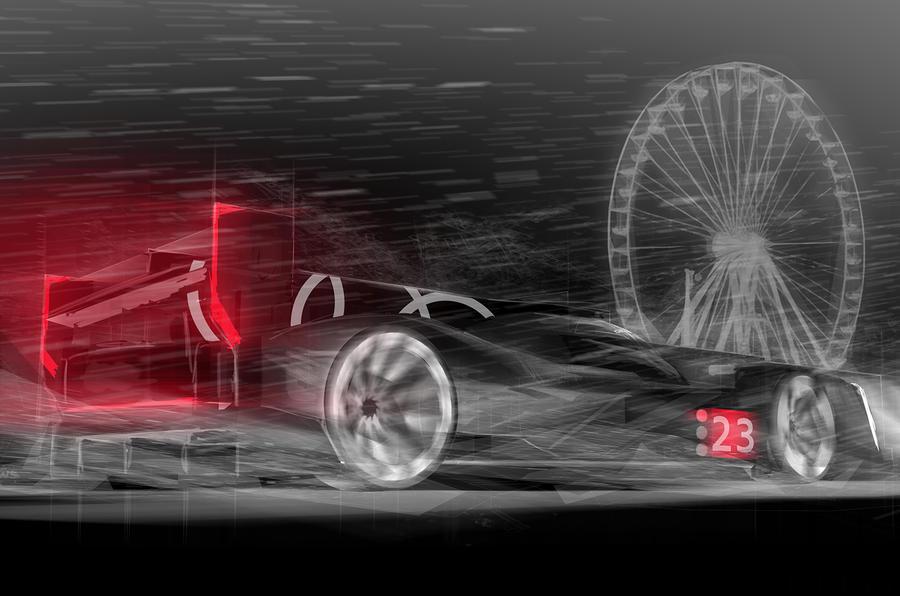 【耐久レースに復帰】アウディ、ル・マン参戦マシンをポルシェと共同開発 2023年