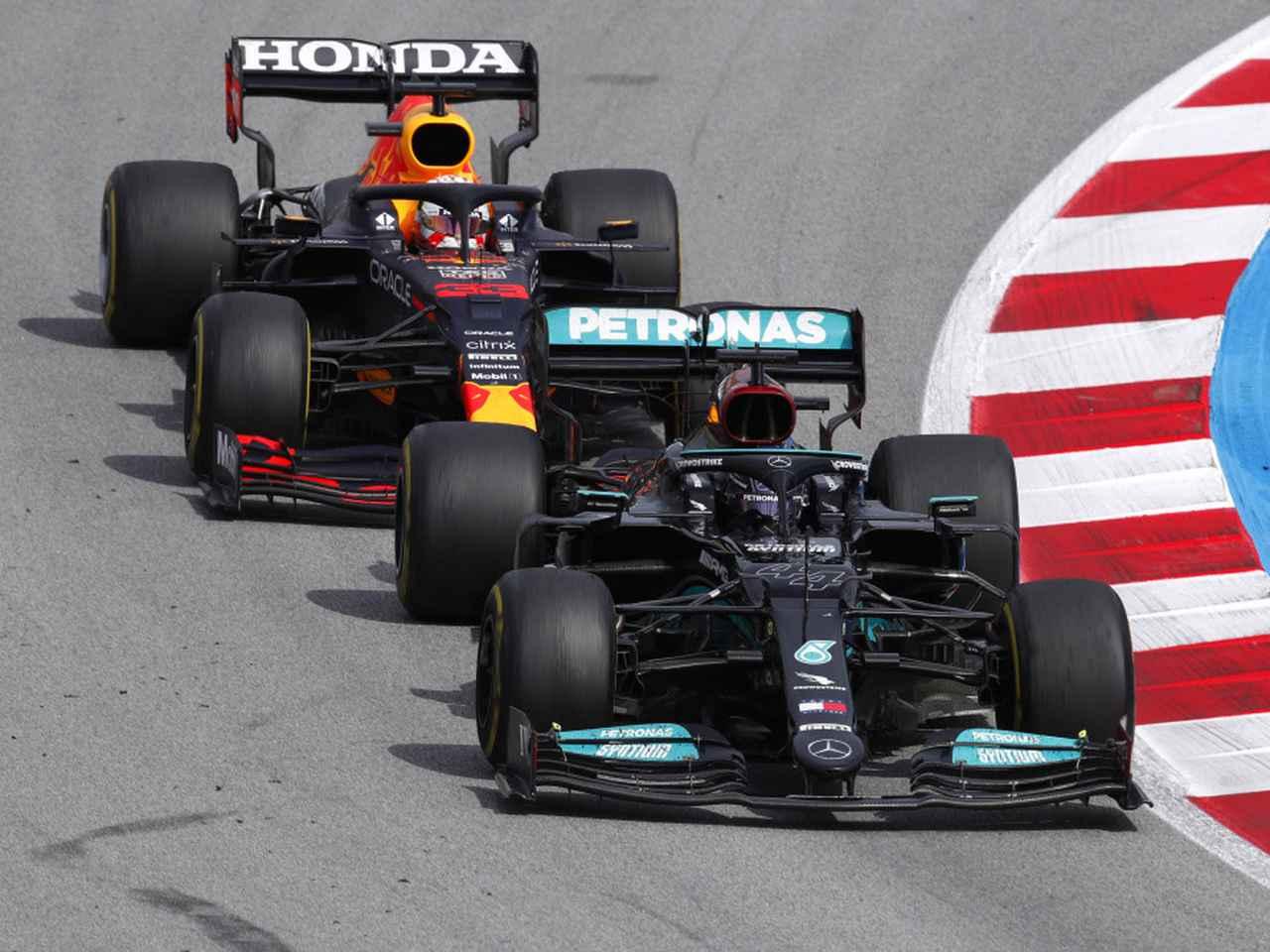 2021年F1第4戦スペインGP、ハミルトンが今季3勝目、フェルスタッペンは終盤に逆転され2位【モータースポーツ】
