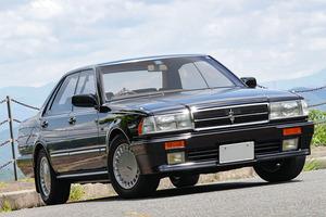 「新車ワンオーナーで超絶コンディションのY31を捕獲」博物館レベルの美しさを誇るセドリックグランツーリスモSV!【ManiaxCars】