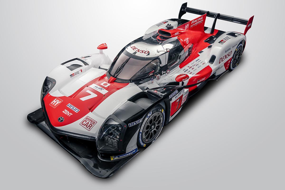 FIA世界耐久選手権に参戦するTOYOTA GAZOO Racingがル・マン・ハイパーカー「GR010 HYBRID」を公開