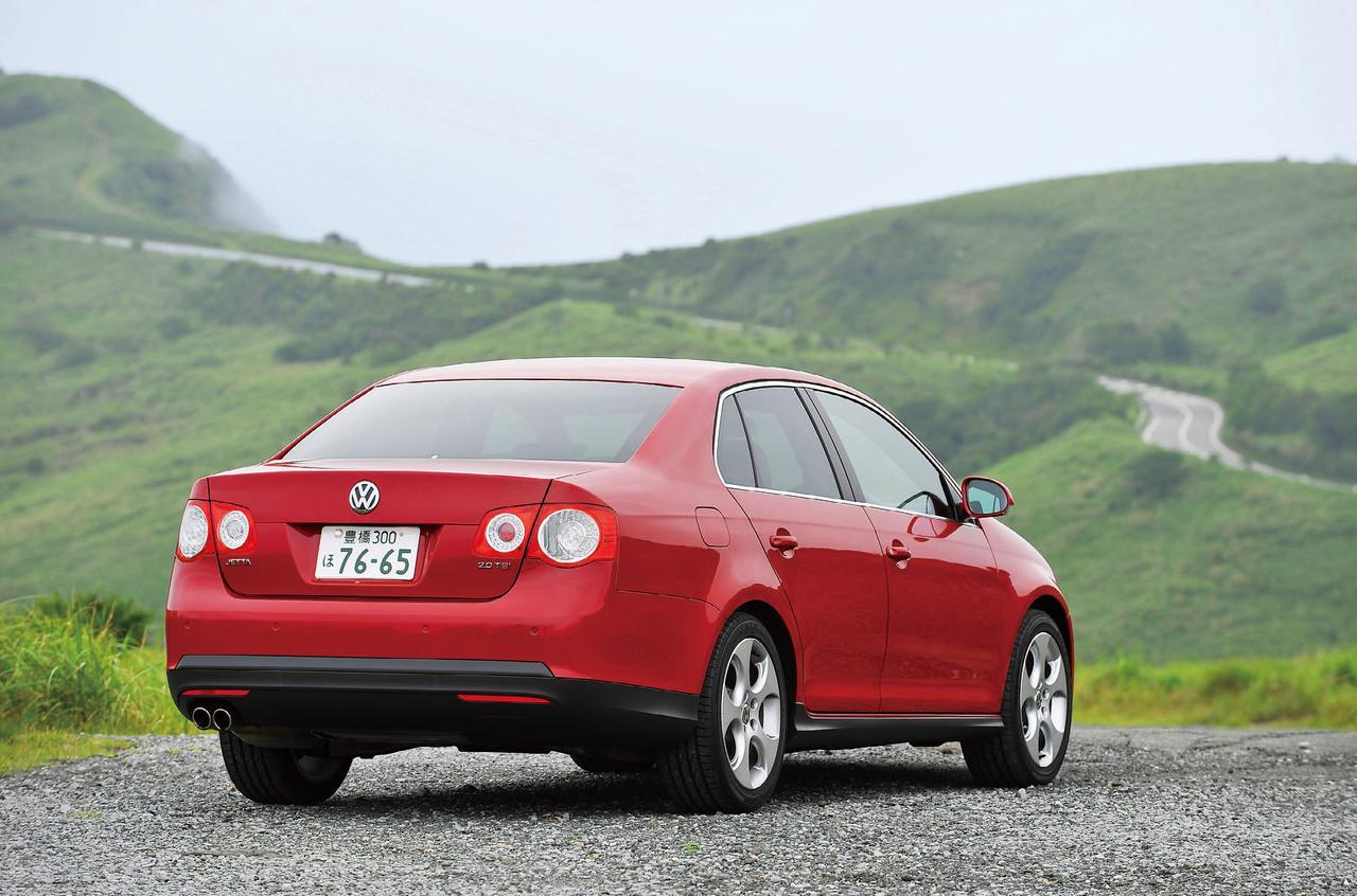 【試乗】ジェッタ(5代目)に設定された限定車「GTスポーツ」は4ドアのGTIだった【10年ひと昔の新車】