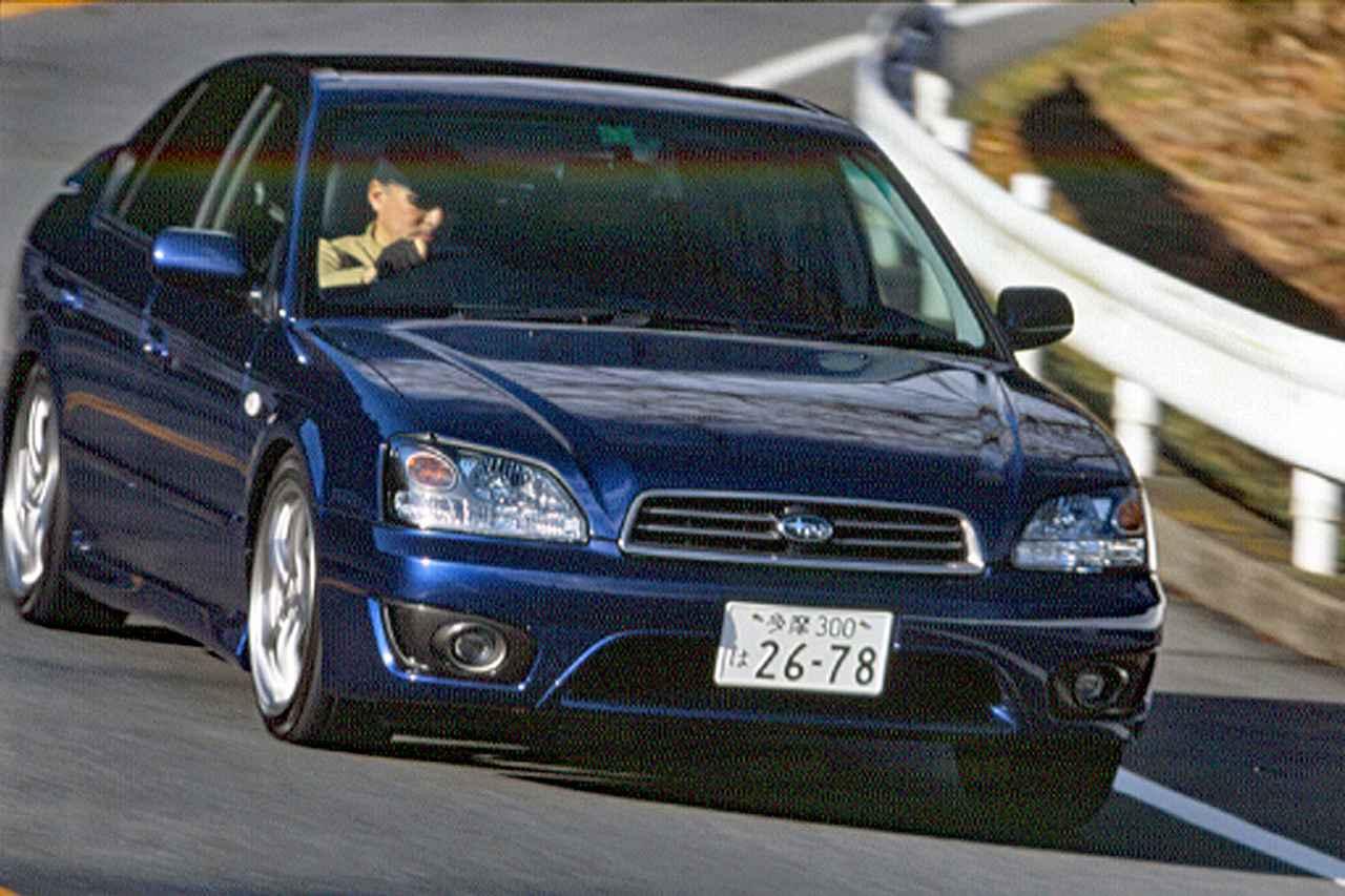 【懐かしの国産車 28】スバル レガシィは6気筒エンジンを搭載してターボとは異なる新たな魅力を得た
