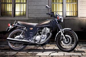 さらばSR400よ!! 40年超の歴史の集大成!! 限定1000台の黒サンバースト塗装の超レアモデル発表