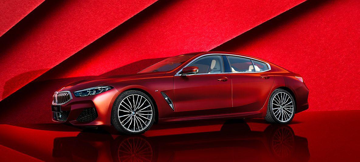 【詳細/価格は?】4色の限定車 BMW 840iグランクーペ・コレクターズ・エディション発売