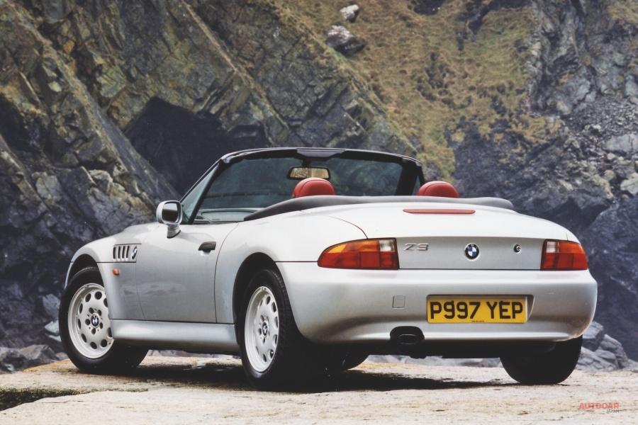 【FRのBMWをオープンで手頃に楽む】BMW Z3(初代) 英国版中古車ガイド