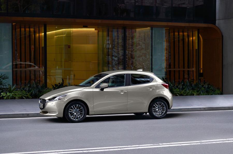【新エンジン追加】マツダ2 欧州で仕様変更発表 115psの最上位モデル導入