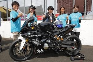 """女性チームで挑む3時間耐久レース """"もて耐はじめてライダー""""参戦レポート"""