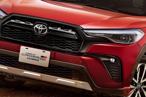 トヨタ新型「カローラクロス GRスポーツ」発表! 専用チューンがイカすスポーティSUV 台湾で登場