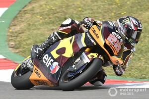 Moto2ポルトガル予選:サム・ロウズの勢い止まらず。3戦連続ポールポジション! 小椋藍は自己ベスト4番手